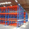 Sistema do racking móvel para o armazém de Freezed