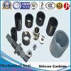 Anillo de cierre de alta resistencia de la cerámica del carburo de silicio con buena calidad