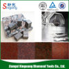 Granite Cutting Diamond Segment for 2000mm Diamond Blade