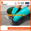 Ddsafety Europa grünes Standardnitril-chemische industrielle Handschuhe 2017