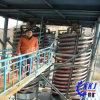 A rampa espiral de processamento mineral da qualidade da rainha