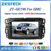 Auto GPS-Navigation für Gms/Jeep mit Radio/Audio/DVD/Bt/SWC/USB
