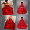 新式の顧客用ウェディングドレスの花嫁の摩耗のガウン(LB0197)