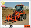 parte frontale Loader di 1.0ton Everun Er10 Mini