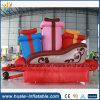 膨脹可能なクリスマスの装飾、膨脹可能な詰められたギフト車