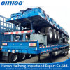 平らなBed ContainerかBulk Cement Transport Trailer