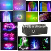 Laser bonito Stage Light de 1000MW RGB Anmation Big Dipper