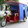 O triciclo elétrico Best-Selling do passageiro