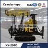 Xy 200c 크롤러 광업 코어 드릴링 기계