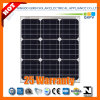 35W 156*156mono Silicon Solar Module