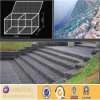 Anping Factory GalvanizedかPVC Coated Gabion Basket (Lt0493)