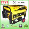 2,5 kW eléctricos grupos electrógenos portátiles de gasolina