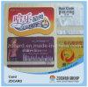 Tarjeta transparente de Card/Transparent VIP