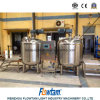 Stainless sanitario Steel Mixing Machine Fermenter Heating y Cooling Tank