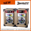 Altavoz del sistema PA Bluetooth de DJ de 6 pulgadas (XD6-6018)