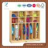 Cacifos de Wooden Clothing das crianças com 16 Cubbies
