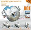 Cuerpo gordo de Cryolipolysis del helada que adelgaza la máquina Cryotherapy (N5)