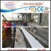 PVC de WPC que decora a linha da extrusão da placa do teto