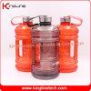 Bouteille d'eau libre de 2,1 litres, pot d'eau de 2,1 litres, bouteille de sport, bouteille de protéines, bouteille de conditionnement physique, balayeuse de gymnastique, bouteille de bouteille d'eau de sport (KL-8004)