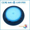 DC12V LED de luz de piscina subacuática luz blanca caliente (HX-WH260-252P)