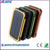 Batería universal de la energía solar de la capacidad grande 10000mAh para el teléfono móvil