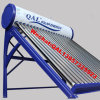 Qal integrou o calefator de água solar