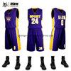 Usura del vestito di sport di pallacanestro degli uomini su ordinazione dell'OEM