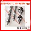 Parafuso e barril de injeção para máquina de plástico