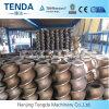 Schraube und Zylinder für Plastiktabletten-Maschinen-Extruder