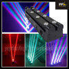 二重4PCS*10W RGBW LED Beam Effect Light
