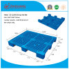 plataforma Rackable Plastic Pallet de 1200*1000*140mm Grid Big Nine Feet Heavy (ZG-1210B)