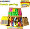 24 Spiel-Teig-Lehm-Plastik-Lehm-ungiftiger Formungs-Lehm der Farben-DIY magischer
