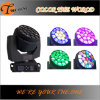 diodo emissor de luz Beam Moving Head Light de 19pcsx15W Bee Eyes Light