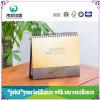 Promocional papel del regalo del calendario de escritorio