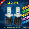Diodo emissor de luz automotriz Headlight Bulbs para Cars
