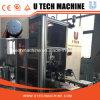 Автоматическое стекло/пластичная машина для прикрепления этикеток втулки Shrink жары бутылки/жестяной коробки
