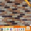 Balcone parete Marfil marmo e vetro convesso Mosaico (M858016)
