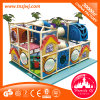 Glissière d'intérieur de cour de jeu de labyrinthe de matériel de parc d'attractions