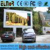 Elnor P3.91 SMD que funde la pantalla de visualización a troquel a todo color al aire libre de LED