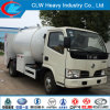 LPG Dispenser Truck with LPG Refilling System 5500L Capacity