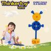Inddor就学前の教育プラスチックDIYの開放型のおもちゃ