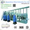 Halbautomatische gesundheitliche Serviette-Maschinen-Hochgeschwindigkeitsfertigung (HY400)