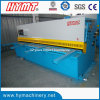 QC12Y-6X4000 Metal Sheet Guillotine Shearing Machine 의 Metal Sheet 절단기