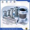 Galvanisierter Flanschverbindung-Flanschverbindung-Edelstahl-Draht-umsponnener flexibles Metalschlauch