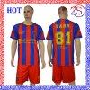 Ozeason haltbares Färben-Sublimation Drucken-Großverkauf-Fußball-Hemd
