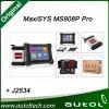 Ferramenta de diagnóstico de carro mais recente da versão 2016 Ferramenta de diagnóstico automático Autel Maxisys PRO Ms908p WiFi