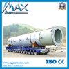 Deminsions Customized를 가진 100-500ton 무겁 의무 Hydraulic Modular Trailer 또는 Lowbed Trailer