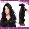 Человеческие волосы волны верхней девственницы Remy ранга бразильской естественные