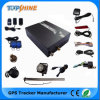 The Car Support Fuel Sensor /Camera/RFID Fleet Management +Free Logo (vt900)のための牽引Way Commnunication GPS Tracker