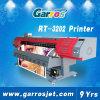 Garros dans la grande machine dissolvante courante d'imprimante du papier peint 3D du format 3200mm 10FT Eco